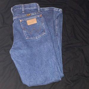Wrangle Cowboy cut slim fit jeans